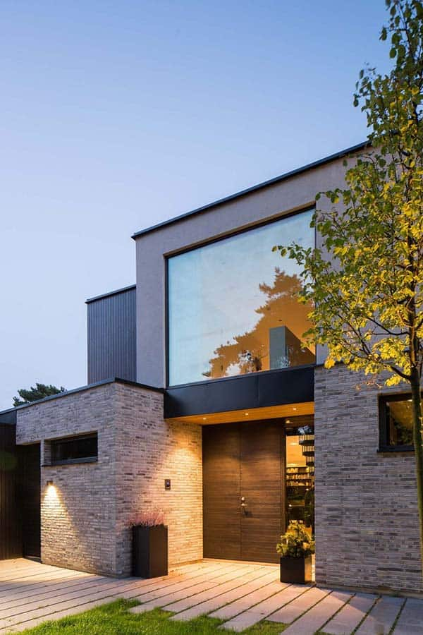 featured posts image for Beautifully designed property in Sweden by Johan Sundberg: Villa J