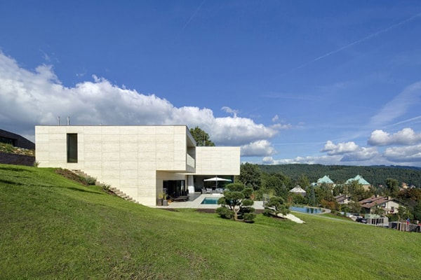 Villa in Decin-Studio Pha-01-1 Kindesign