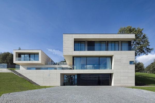 Villa in Decin-Studio Pha-05-1 Kindesign