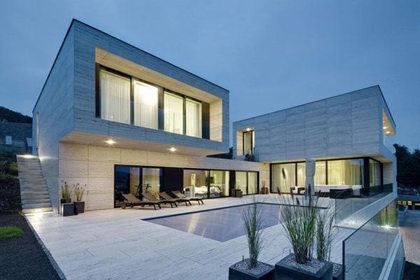 Villa in Decin-Studio Pha-14-1 Kindesign