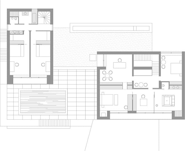 Villa in Decin-Studio Pha-16-1 Kindesign