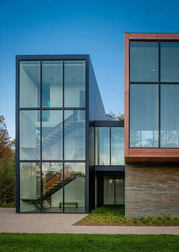 4 Springs Lane-Robert M Gurney Architect-17-1 Kindesign