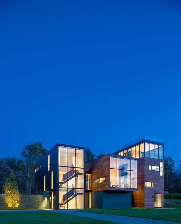 4 Springs Lane-Robert M Gurney Architect-23-1 Kindesign
