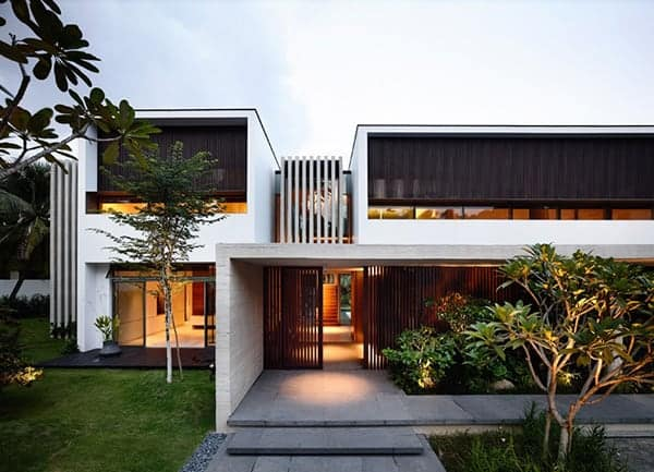 featured posts image for Striking modern addition brings light and space by ONG&ONG