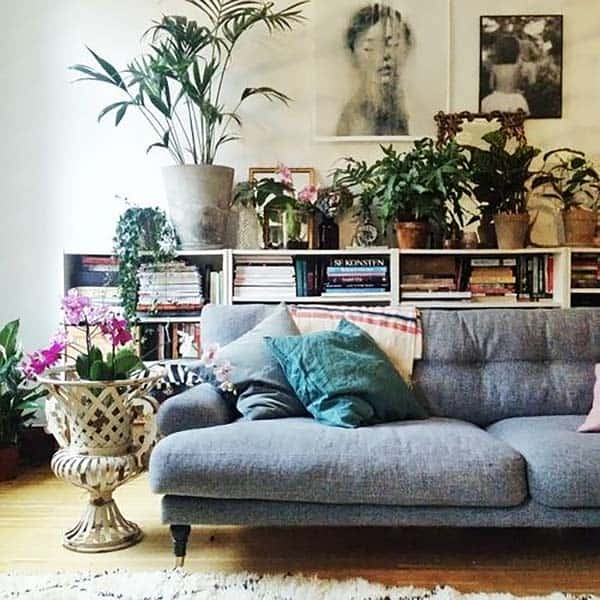 Bohemian Chic Living Rooms-17-1 Kindesign