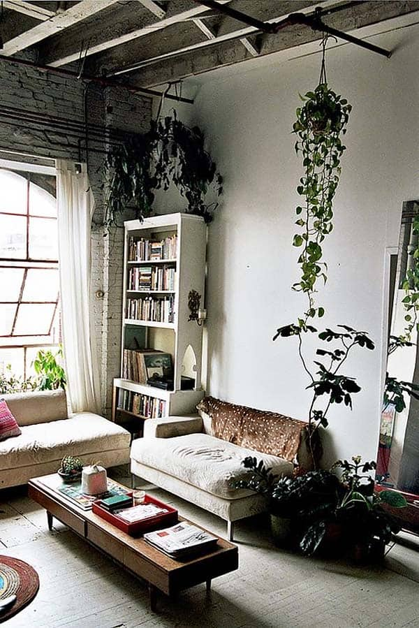 Bohemian Chic Living Rooms-23-1 Kindesign