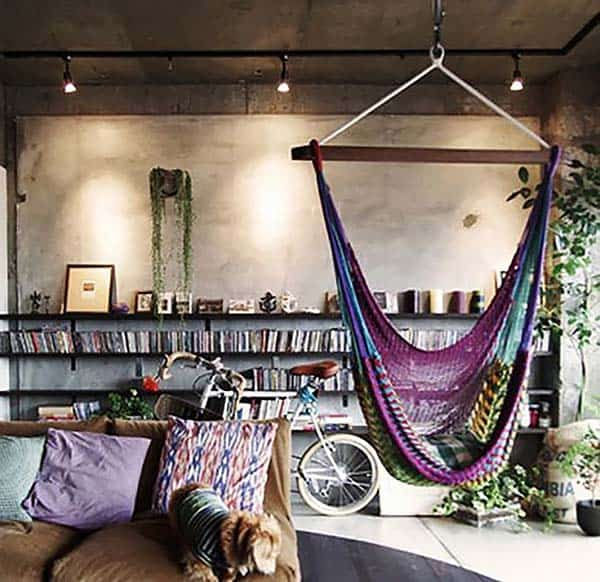 Bohemian Chic Living Rooms-27-1 Kindesign