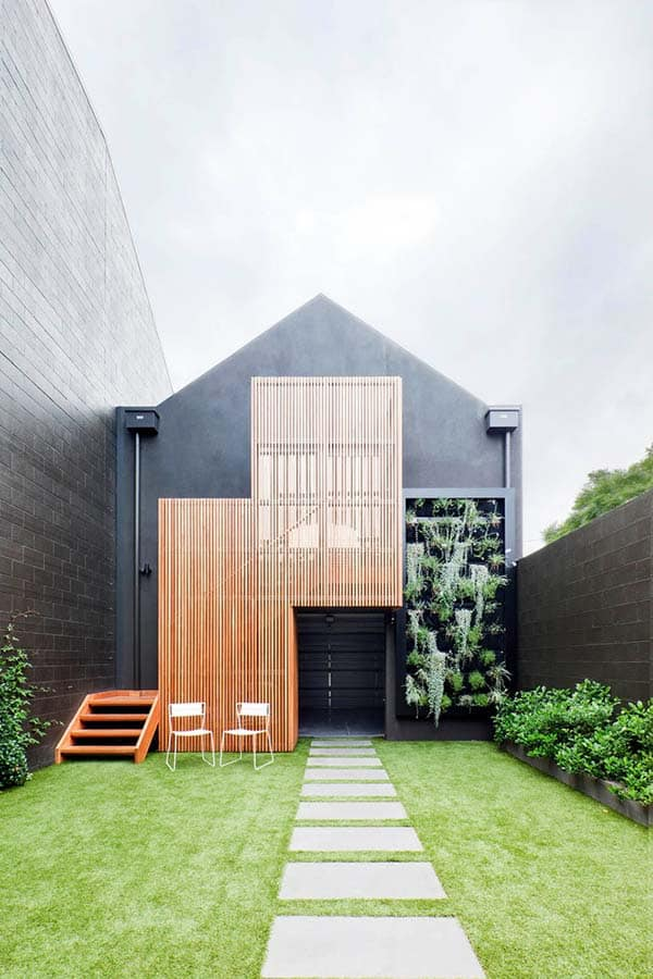 featured posts image for Contemporary extension of Victorian terrace home in Australia