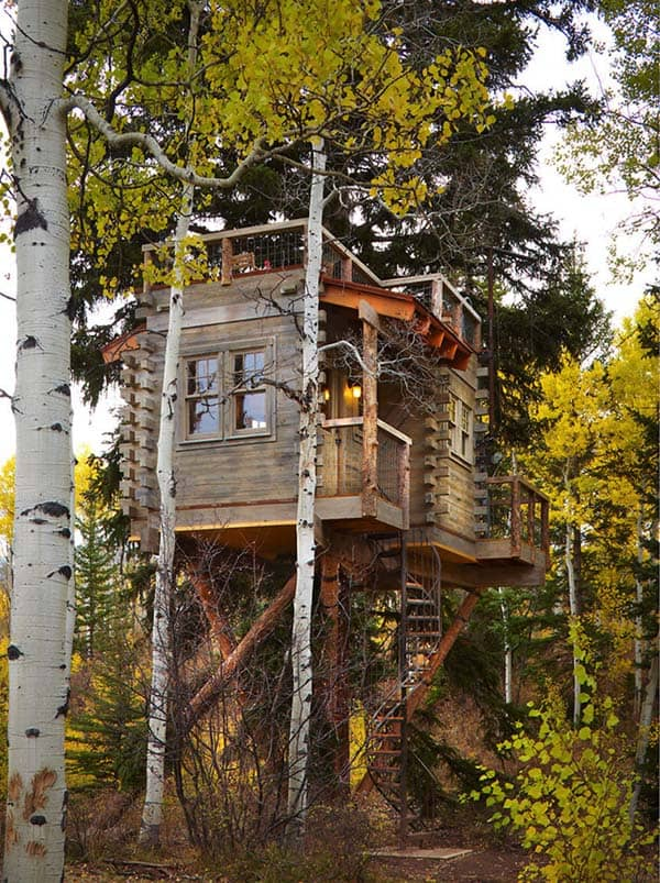 Colorado Treehouse-Missy Brown Design-02-1 Kindesign