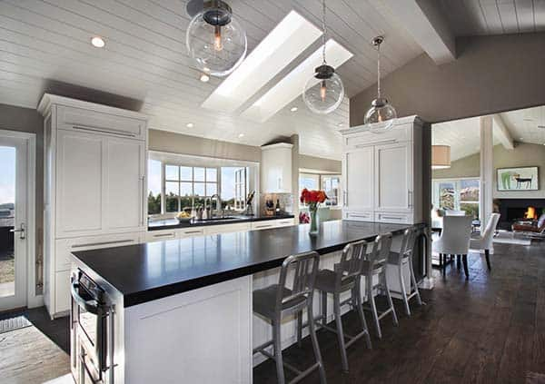featured posts image for Modern and transitional beach cottage in Dana Point, California