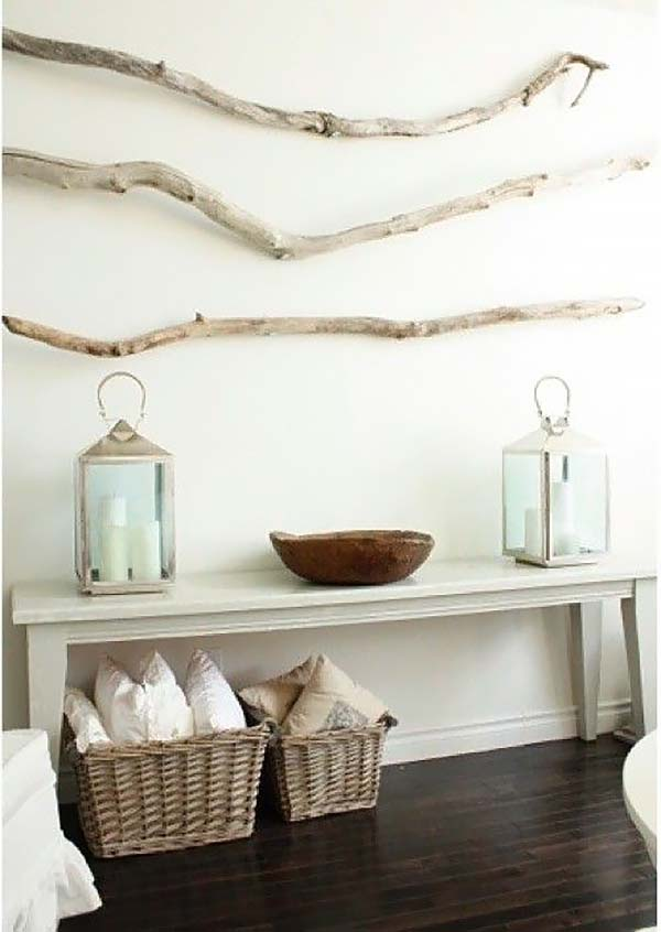 54 nature inspired ideas for infusing driftwood into your home ideas for driftwood in home decor 02 1 kindesign teraionfo
