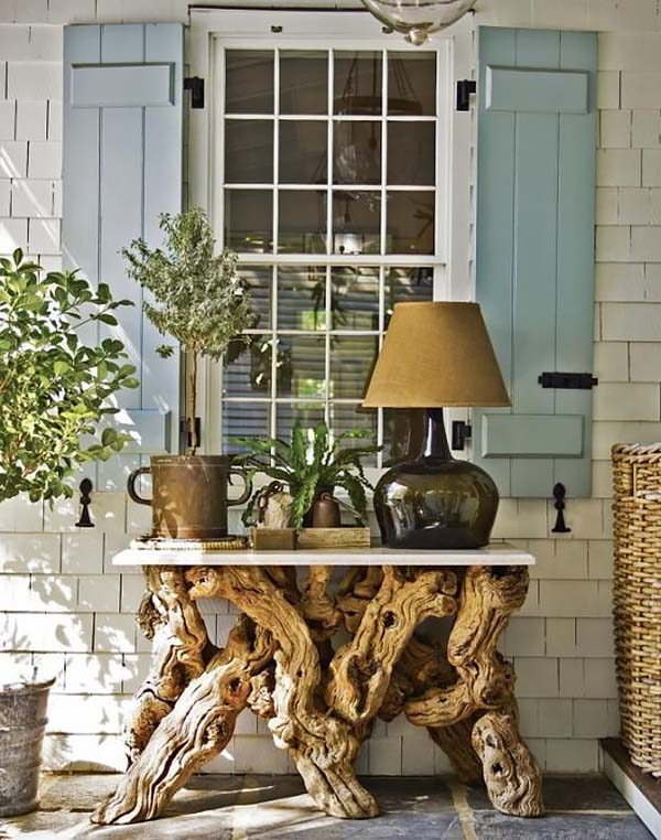 Ideas for Driftwood in Home Decor-21-1 Kindesign