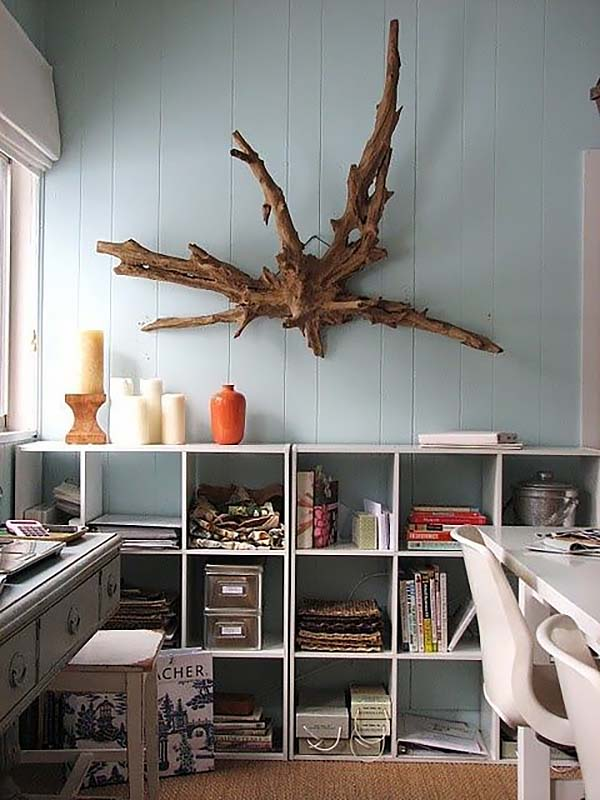Ideas for Driftwood in Home Decor-31-1 Kindesign