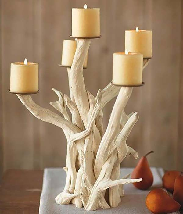 Ideas for Driftwood in Home Decor-53-1 Kindesign