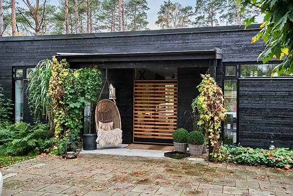 featured posts image for Charming and bright Swedish home with connection to nature
