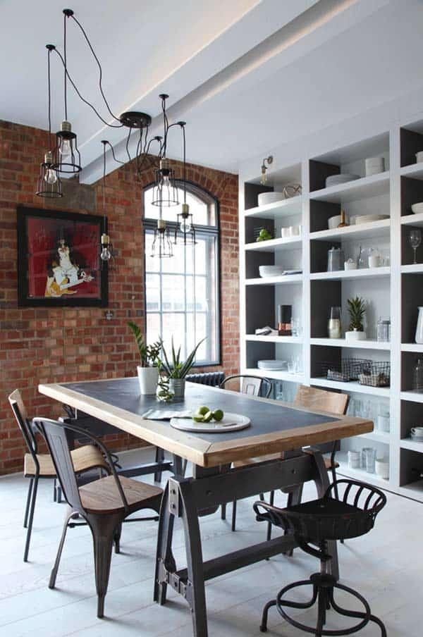 Luxury Apartment in Soho-Fine Edge Designs-07-1 Kindesign