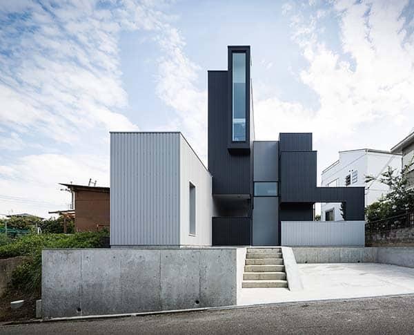 Scape House-Form-Kouichi Kimura Architects-01-1 Kindesign