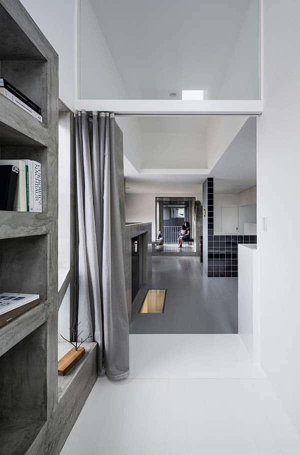 Scape House-Form-Kouichi Kimura Architects-17-1 Kindesign