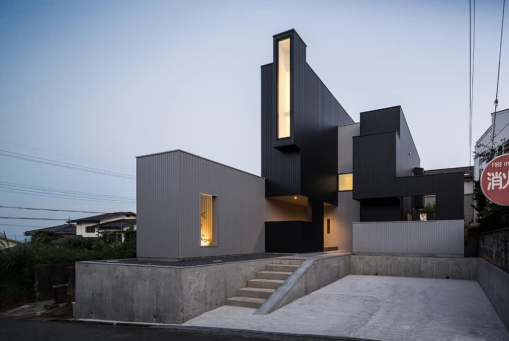 Scape House-Form-Kouichi Kimura Architects-28-1 Kindesign
