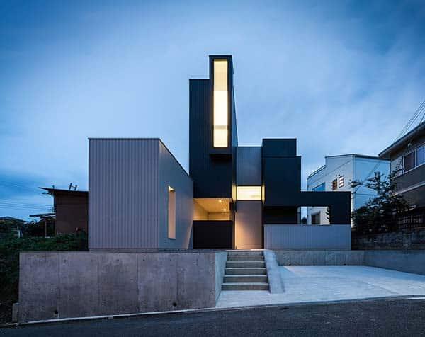 Scape House-Form-Kouichi Kimura Architects-30-1 Kindesign
