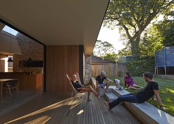 Skylight House-Andrew Burges Architects-13-1 Kindesign