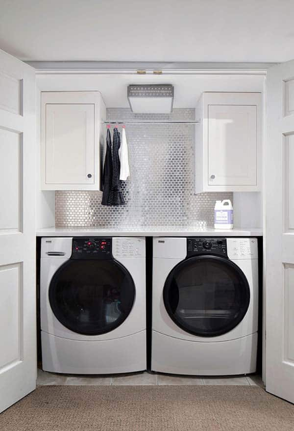 Small Laundry Room Design Ideas 05 1 Kindesign