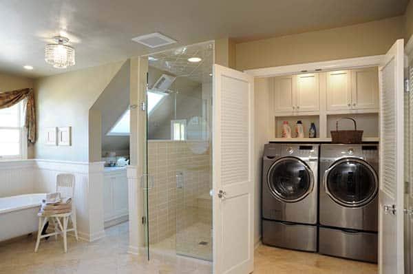 Inspiring Small Laundry Room Design Ideas