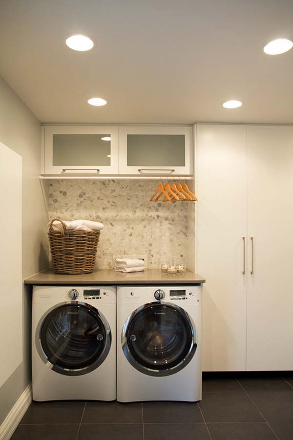 Clean Laundry Room Ideas