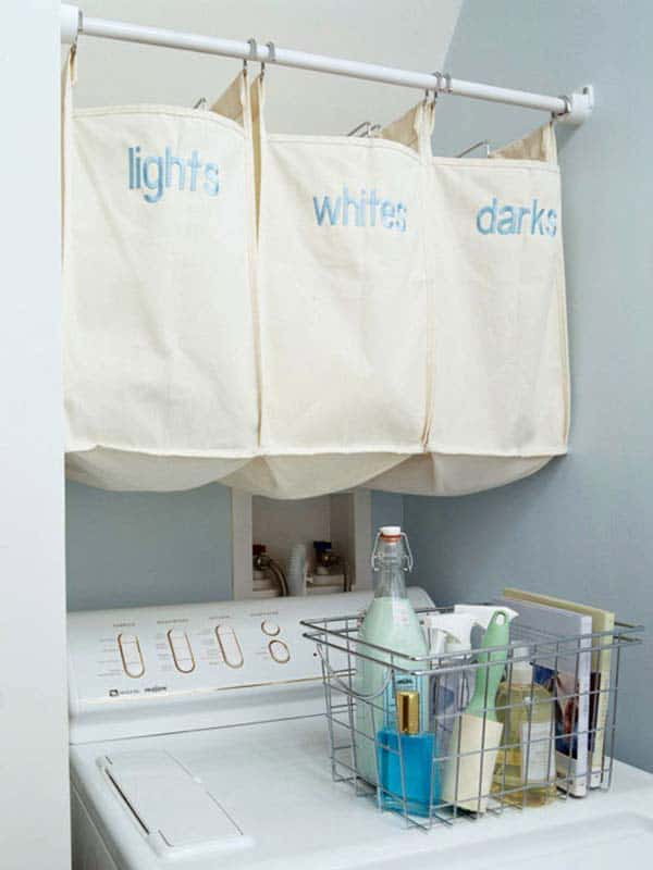 Small Laundry Room Design Ideas-27-1 Kindesign