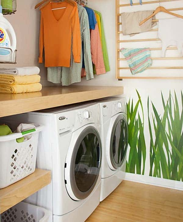 Utility Room Ideas: 60 Amazingly Inspiring Small Laundry Room Design Ideas