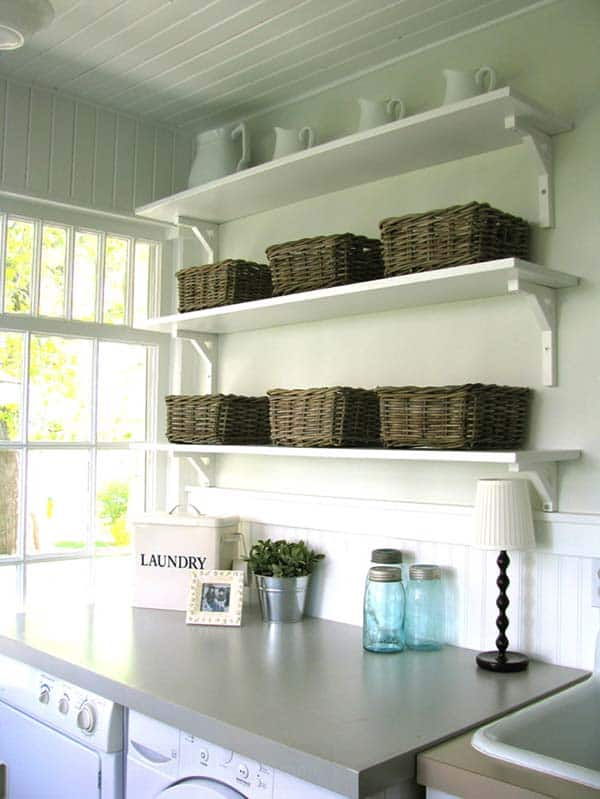 Small Laundry Room Design Ideas-53-1 Kindesign