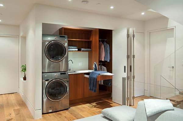 Small Laundry Room Design Ideas-57-1 Kindesign