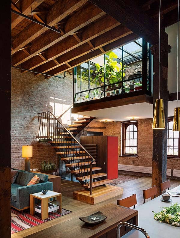 Tribeca Loft-Andrew Franz Architect-06-1 Kindesign