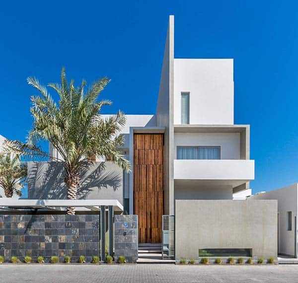 featured posts image for Contemporary three level home on Amwaj Island, Bahrain