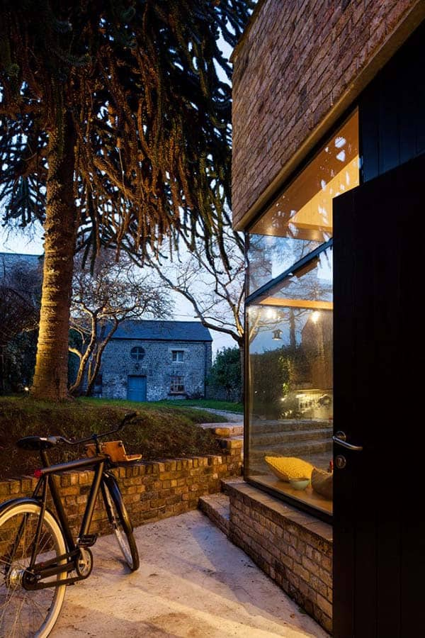 Brick Addition in Ranelagh-NOJI Architects-02-1 Kindesign