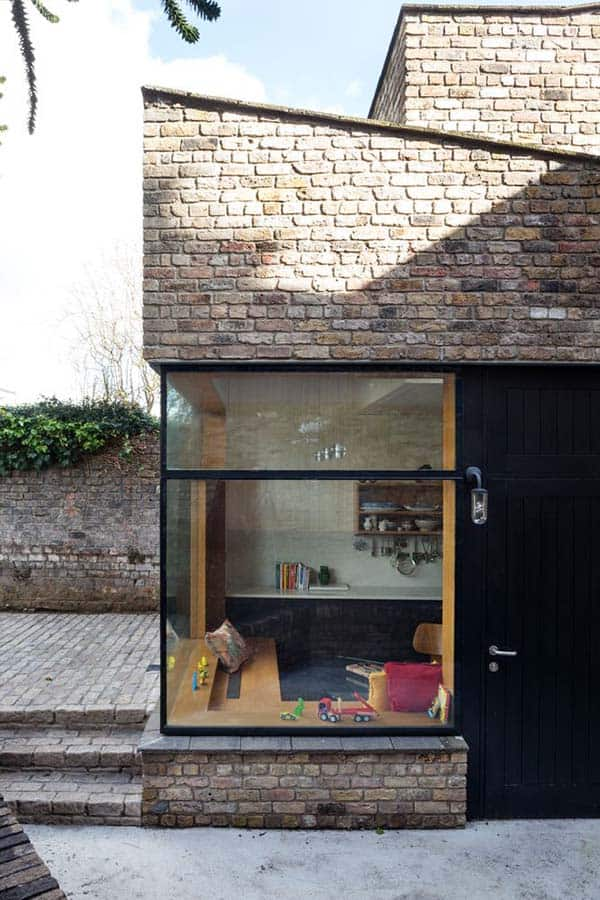 Brick Addition in Ranelagh-NOJI Architects-03-1 Kindesign