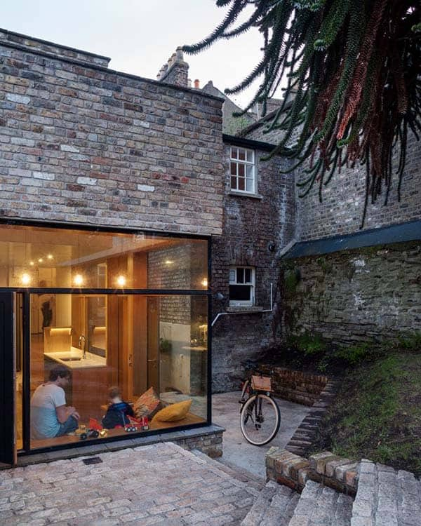 Brick Addition in Ranelagh-NOJI Architects-04-1 Kindesign