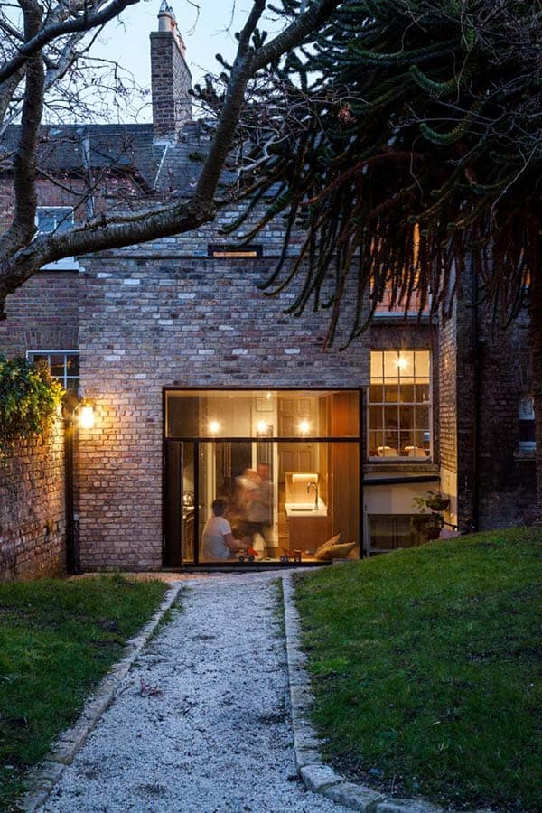 Brick Addition in Ranelagh-NOJI Architects-05-1 Kindesign