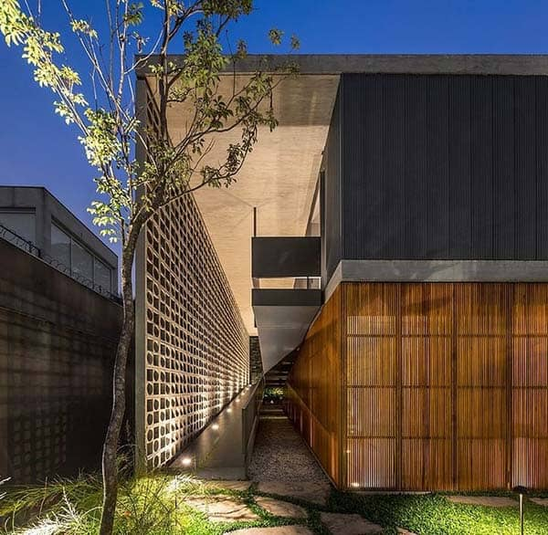 featured posts image for Sensationally designed concrete pad in Brazil by Studio MK27