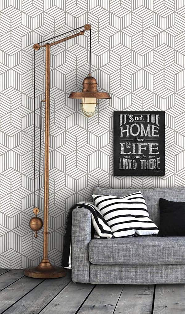 Creative Ways to Showcase Wallpaper-36-1 Kindesign
