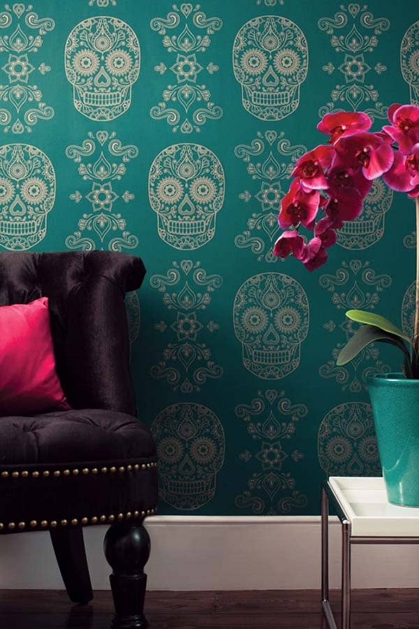 Creative Ways to Showcase Wallpaper-44-1 Kindesign
