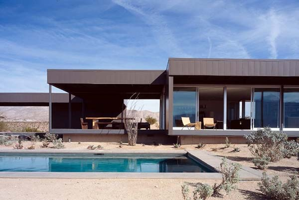 Desert House-Marmol Radziner-14-1 Kindesign