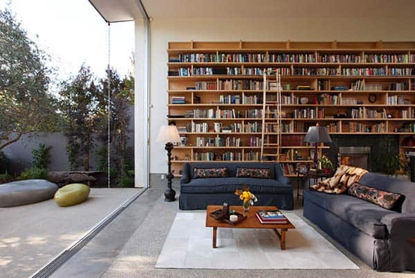 Fascinating Bookshelf Ideas-09-1 Kindesign