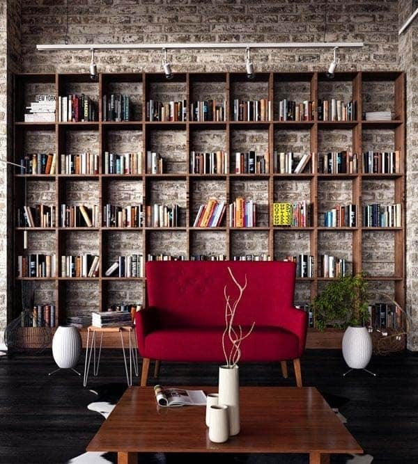 Fascinating Bookshelf Ideas-10-1 Kindesign