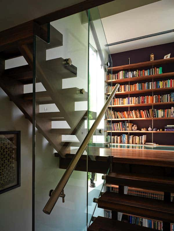 Fascinating Bookshelf Ideas-14-1 Kindesign