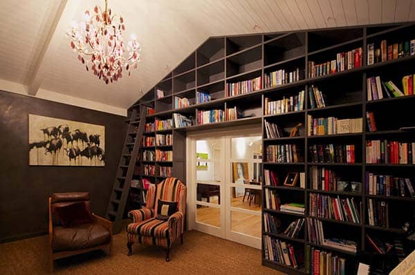 Fascinating Bookshelf Ideas-15-1 Kindesign