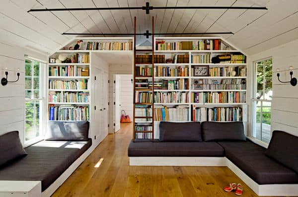 Fascinating Bookshelf Ideas-25-1 Kindesign
