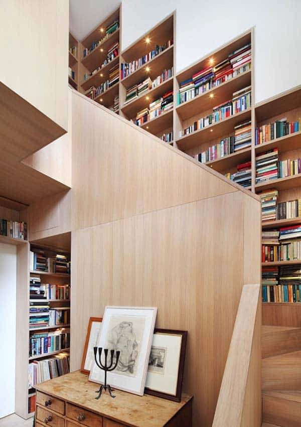 Fascinating Bookshelf Ideas-35-1 Kindesign