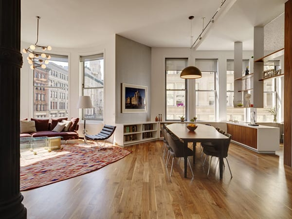 featured posts image for Remarkable family apartment in a historic NYC building