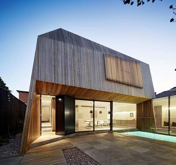 featured posts image for Fabulous contemporary renovation to Victorian home in Australia